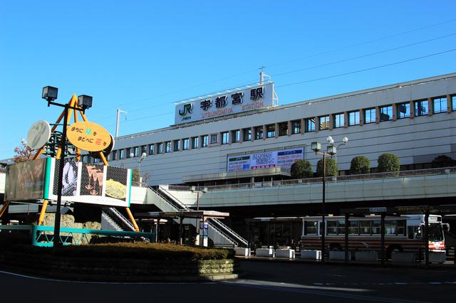 宇都宮駅(栃木)