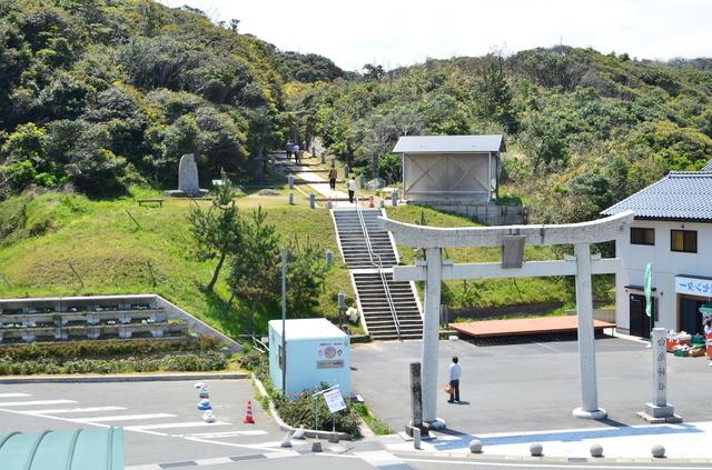 鳥取の白兎神社