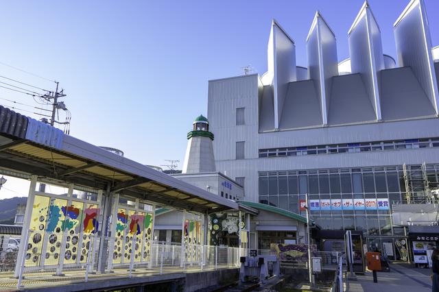 鳥取・境港駅