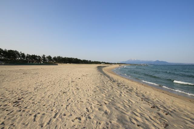 弓ヶ浜海岸(鳥取)