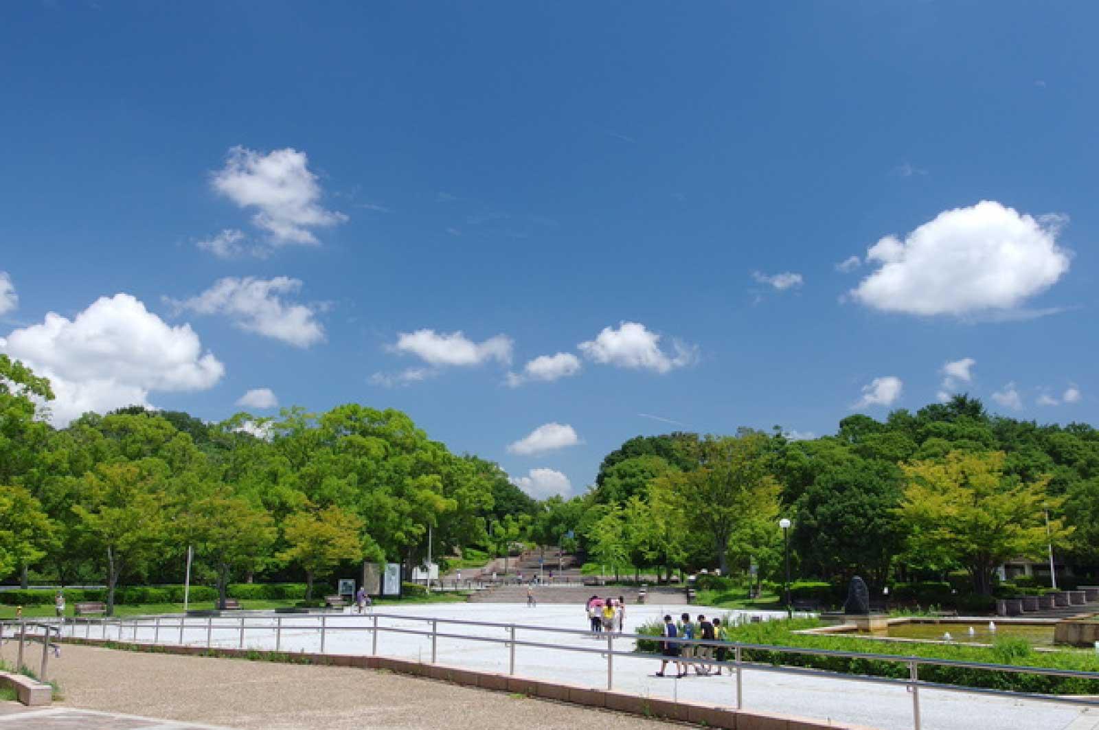 服部緑地公園(豊中)