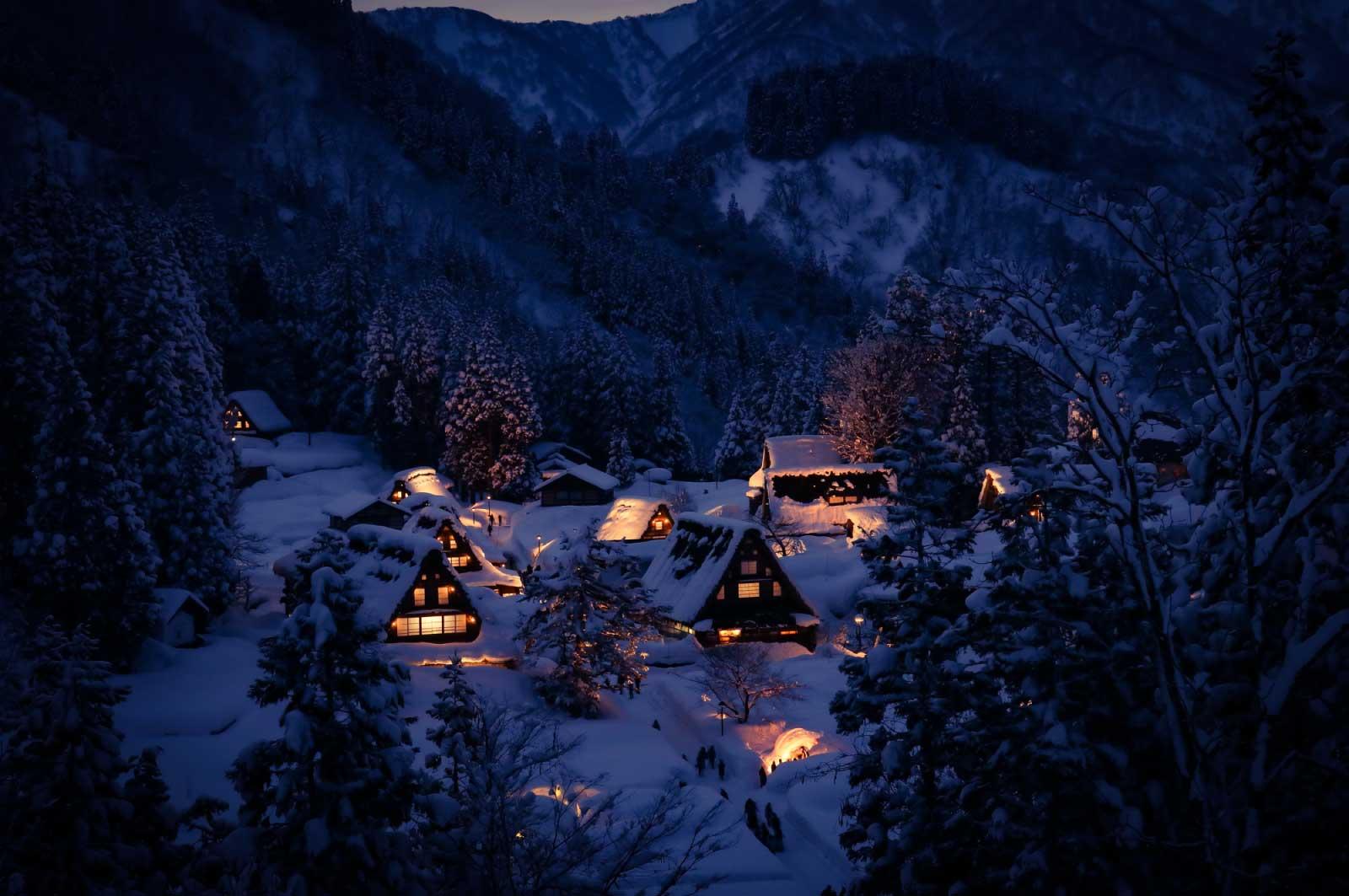 富山県民として、またこの地元が誇る世界遺産に行きたい