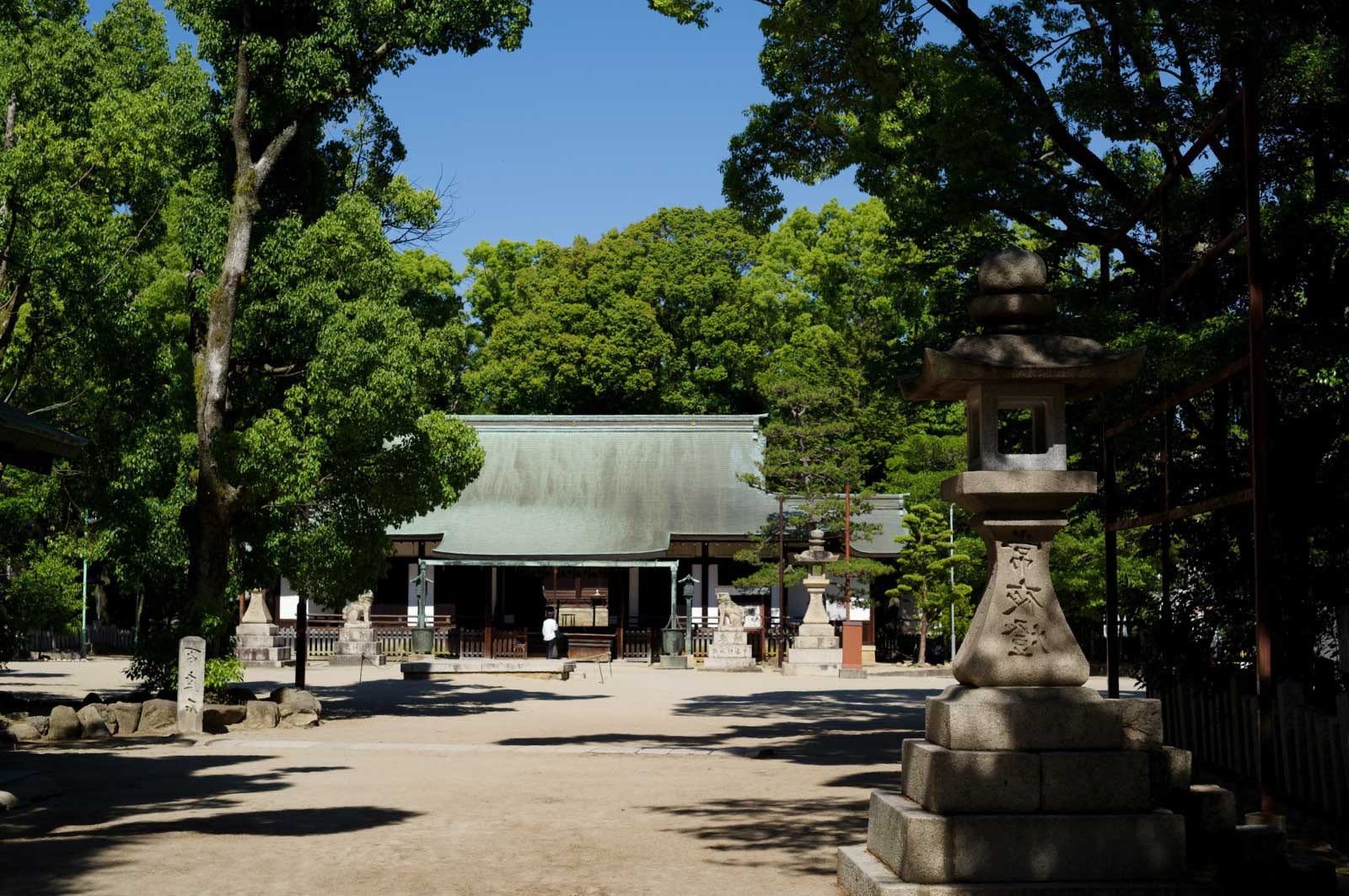 原田神社(豊中)