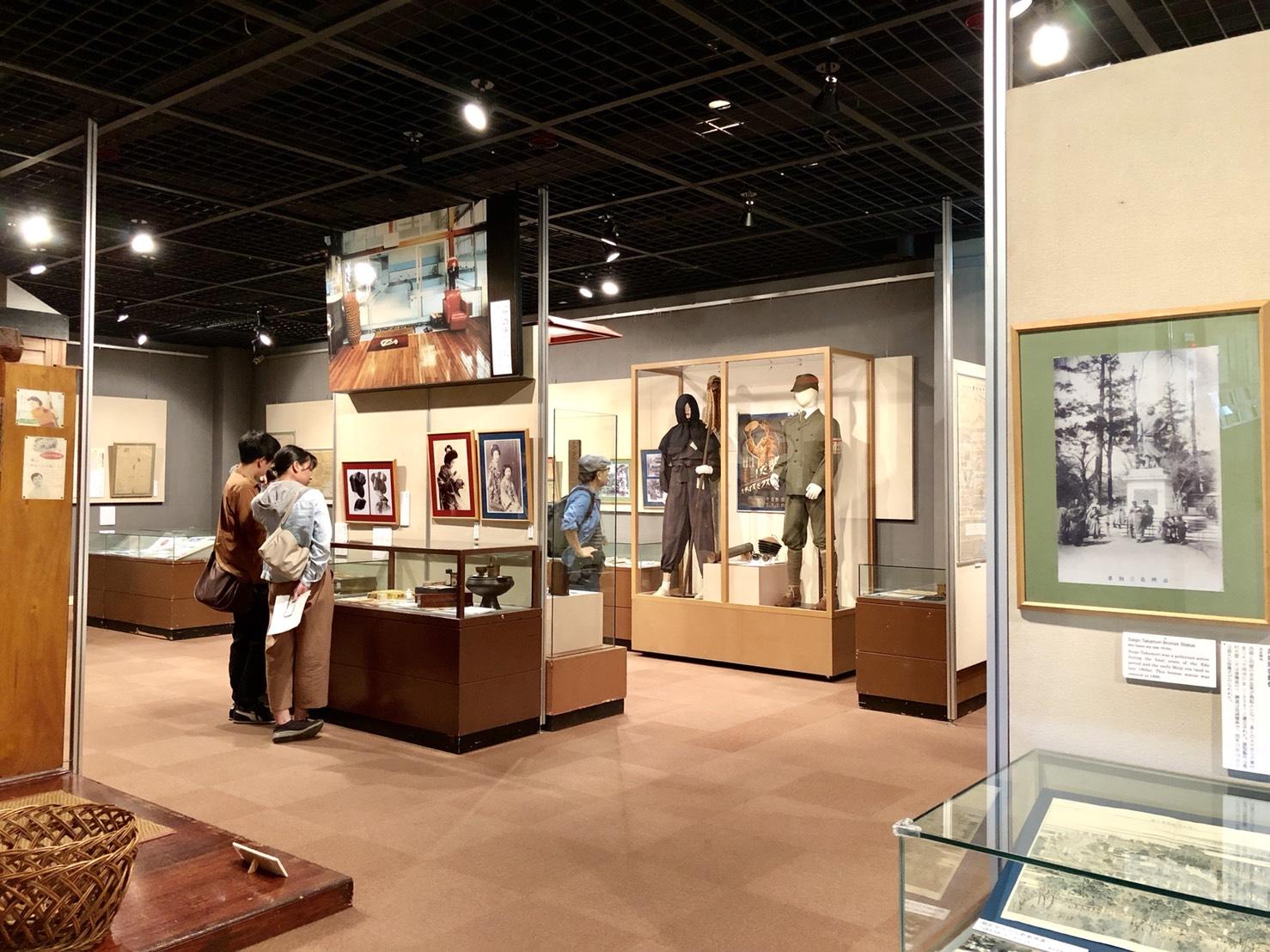 下町風俗資料館・2F展示スペース