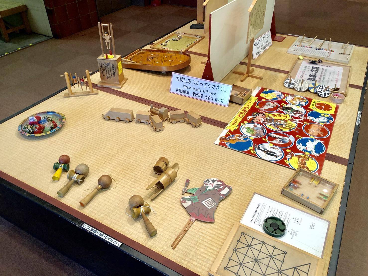 昭和20〜30年代の子供のおもちゃ