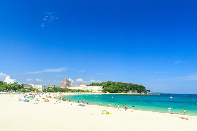 白良浜(和歌山)