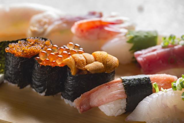 和歌山のお寿司