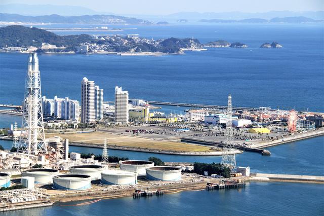 和歌山マリーナシティ(人工島)