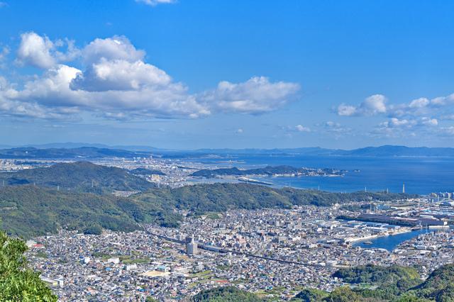 和歌山・南海市の海