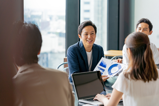 堺で会社経営する30代