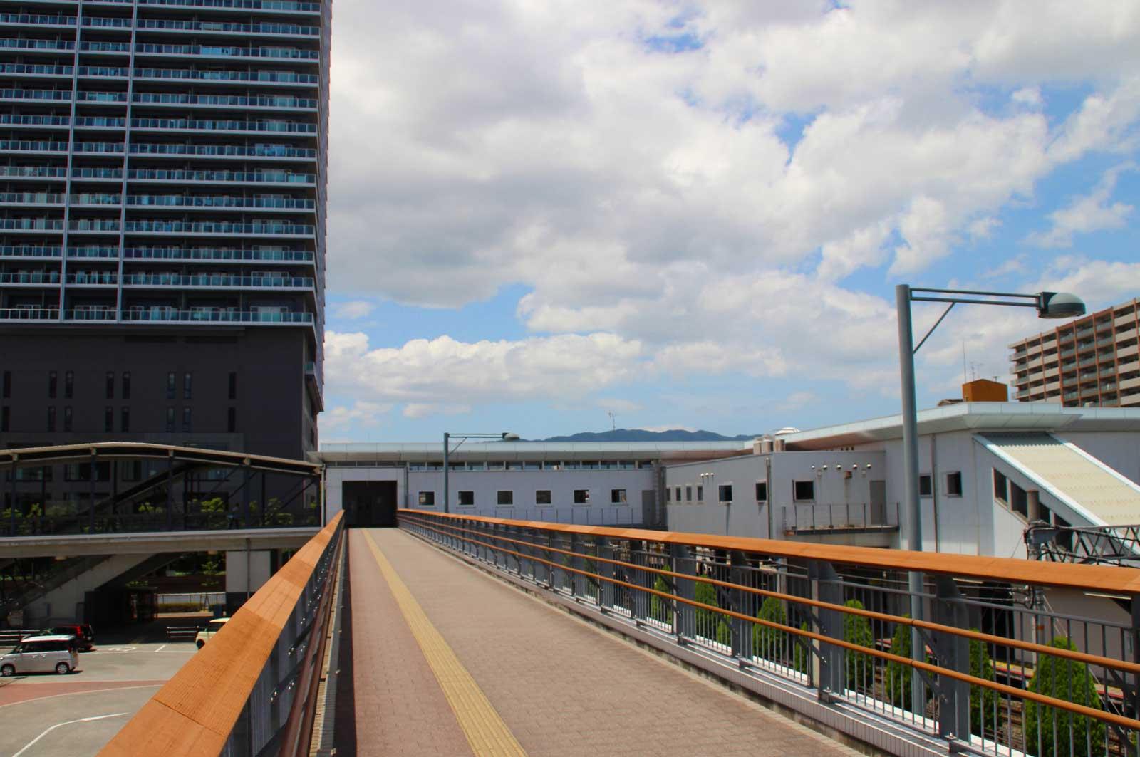 久宝寺駅前(八尾)
