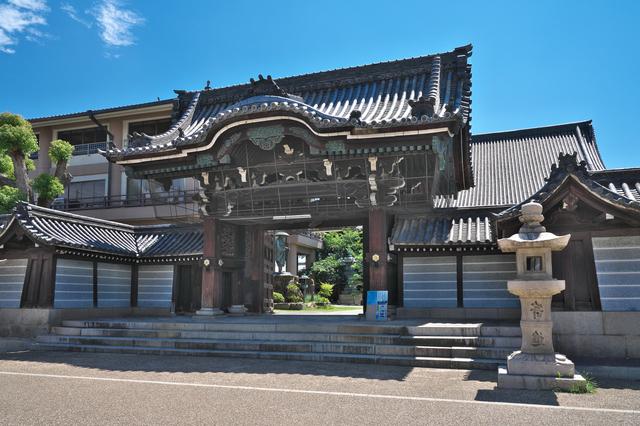 西証寺(後の顕証寺)