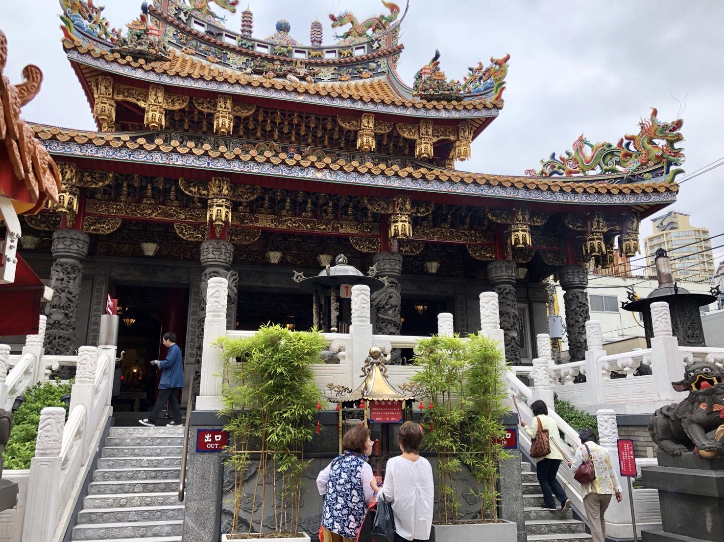 関帝廟(敷地内)