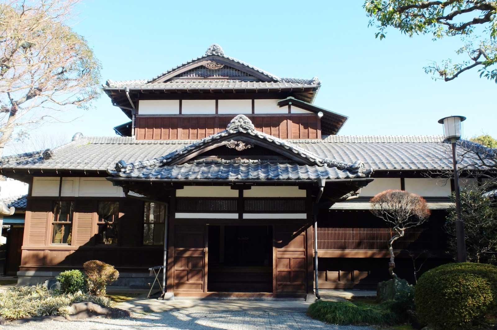 旧朝倉家住宅(恵比寿)