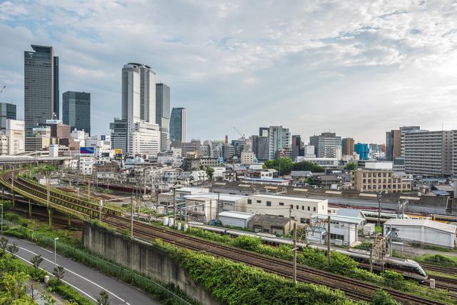 名古屋の都市
