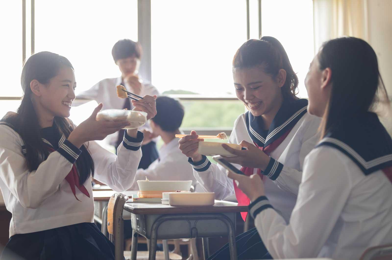 学生のころの弁当をたまに思い出す人もいるでしょう