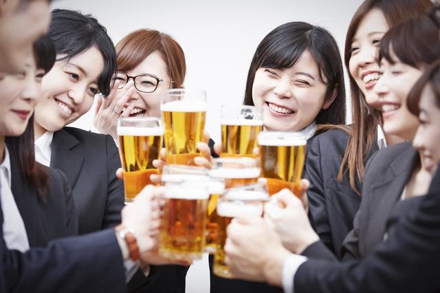 新社会人の飲み会
