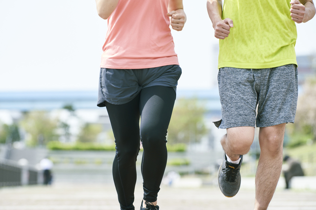 ジョギングで出会いを見つけよう