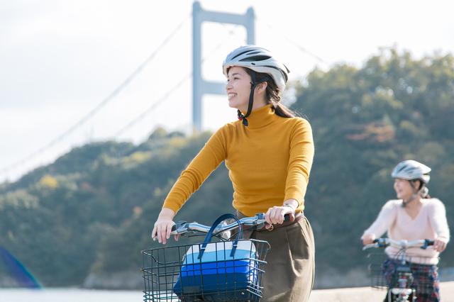 サイクリングで出会いたい