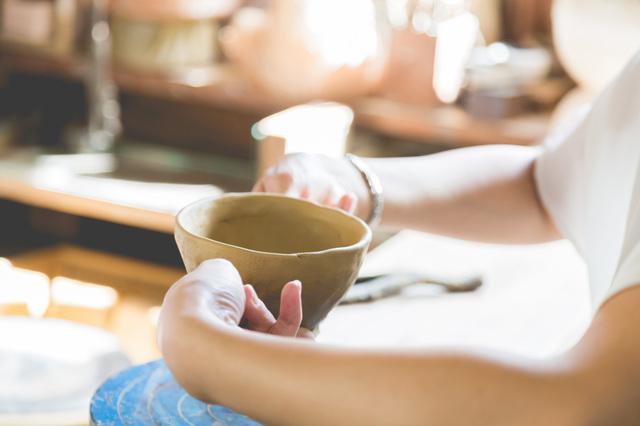 陶芸教室で出会いたい