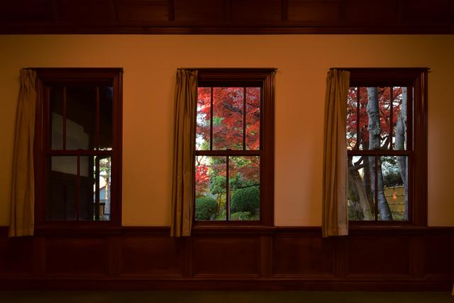 西洋建築の窓