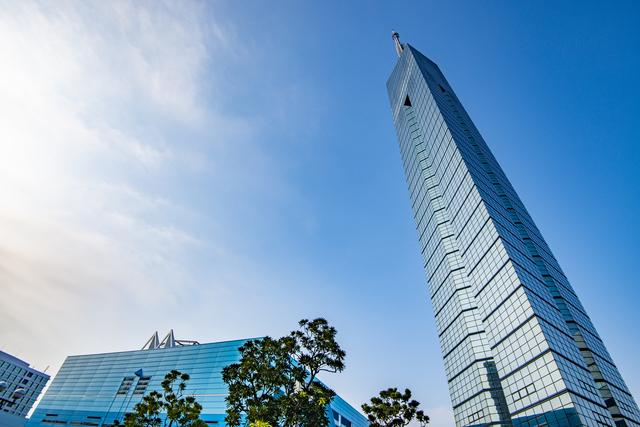 海浜タワーとしては日本一の高さ