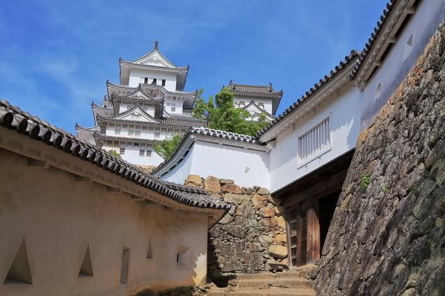 姫路の観光スポット「姫路城」