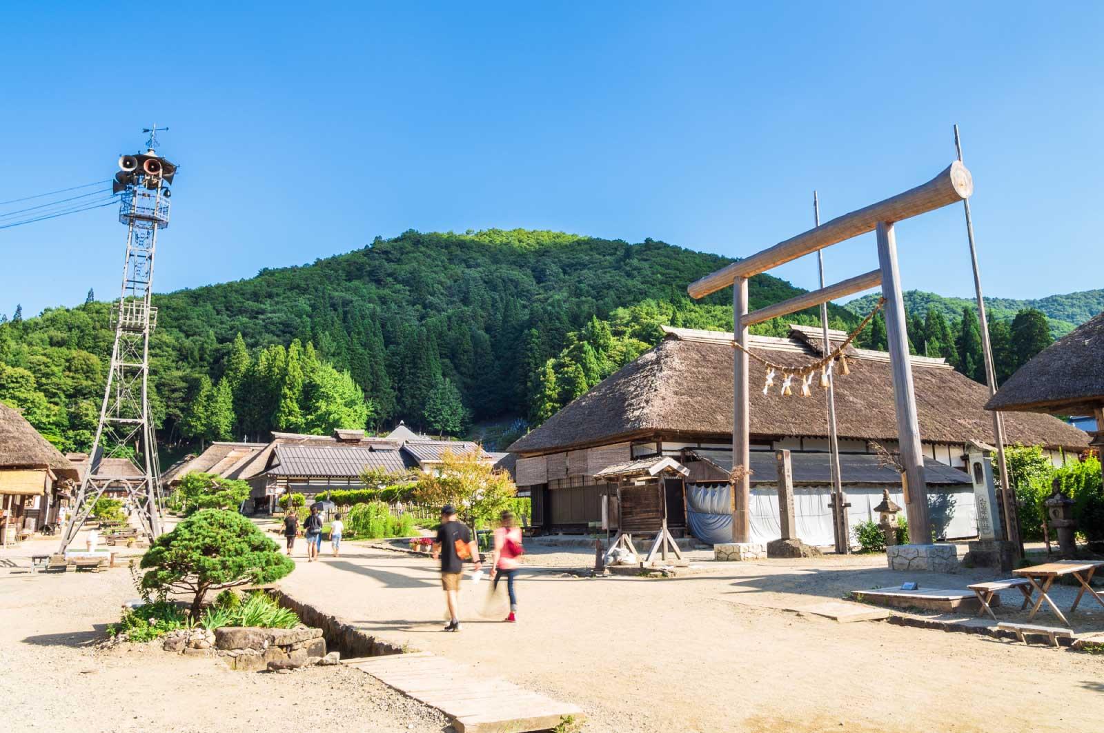 福島県で1位、2位を争うほどの人気スポット