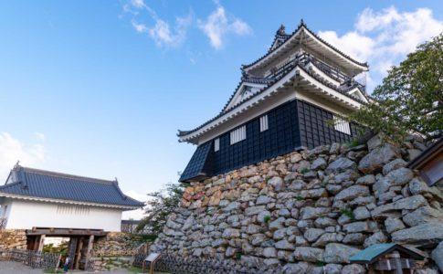 浜松城は「出世城」と呼ばれる