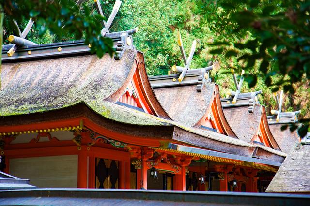 枚岡神社(東大阪)