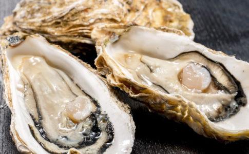 牡蠣が広島の特産品