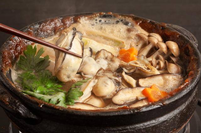 牡蠣は広島の特産品って認識してくれている人