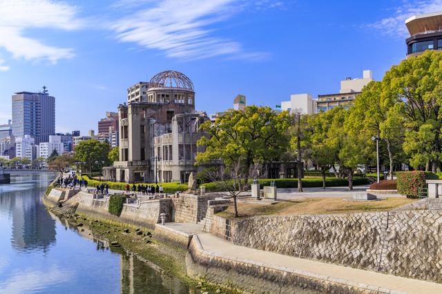 広島の観光名所