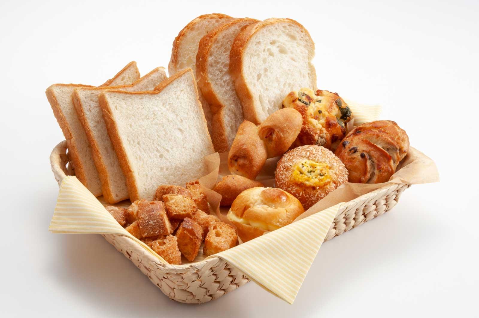 北海道の美味しいパン