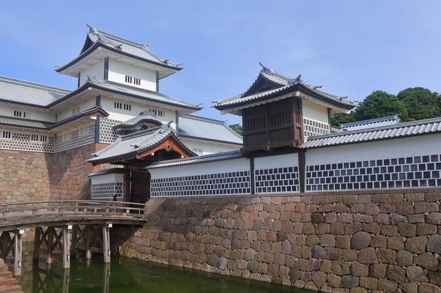 金沢城(橋爪門続櫓)