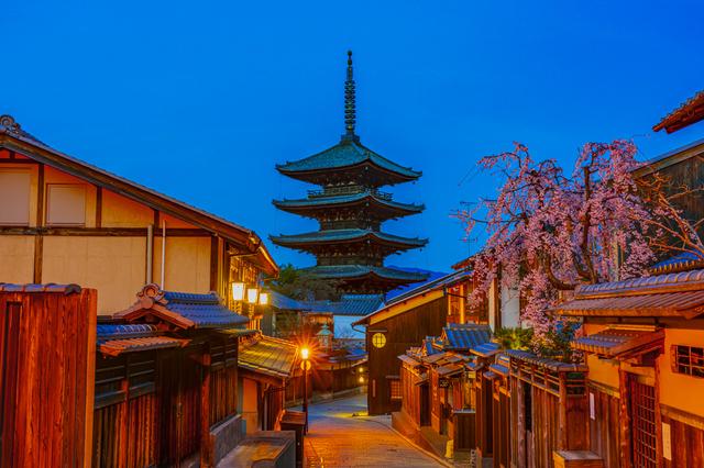 パワースポット(京都・八坂の塔)