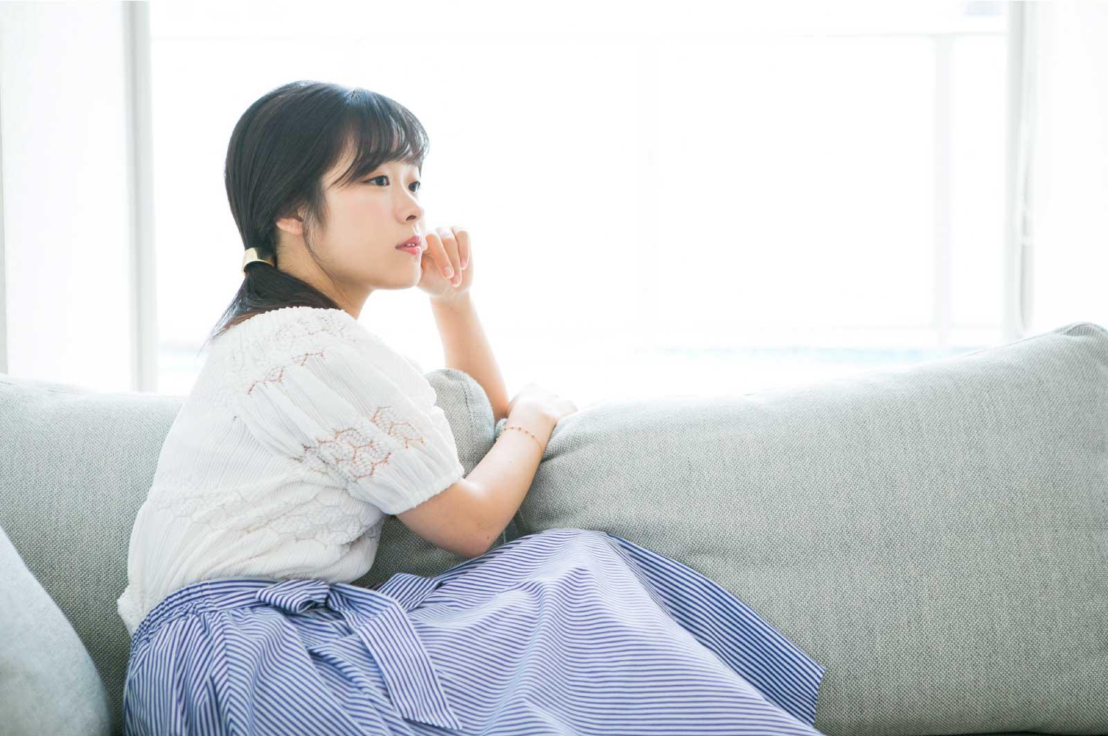 川崎在住の女子大生