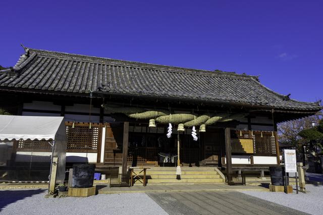 阿智神社(倉敷)