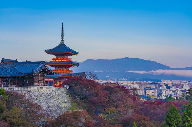 京都への憧れがあった
