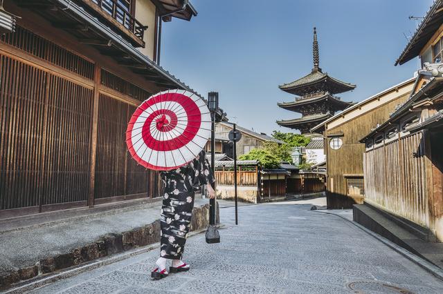 最近は「京都」に行くのが女の子達の間で流行っている