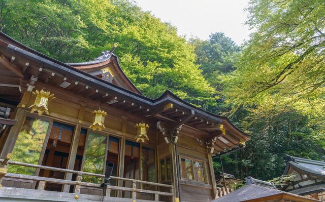 貴船神社は最近では「縁結び」のパワースポットとして注目されている