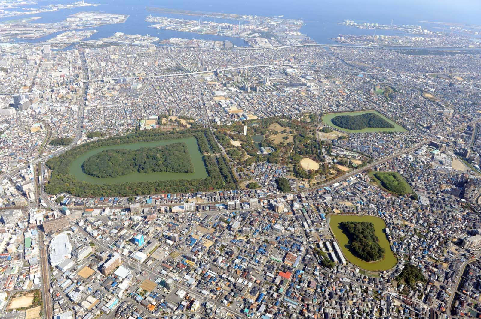 大阪の古墳