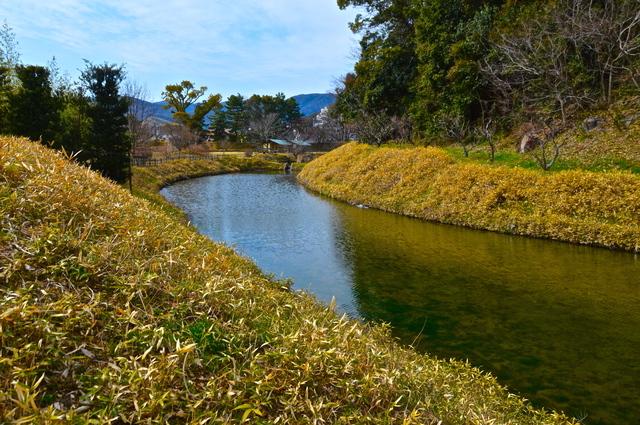 湯築城跡(松山)
