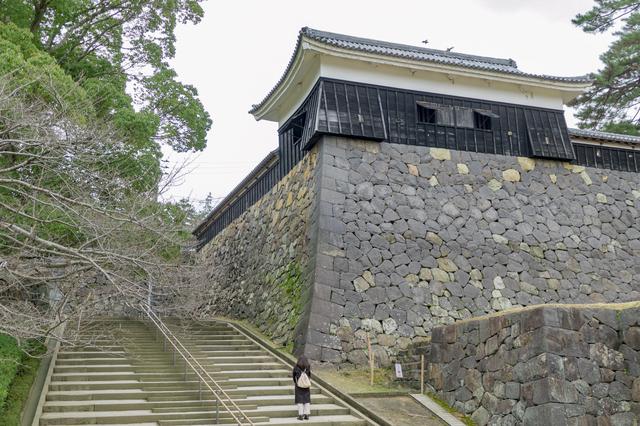 松江城(太鼓櫓)
