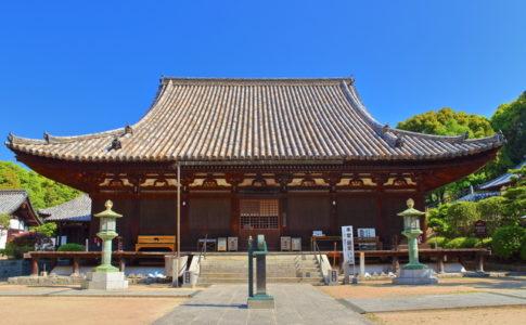 太山寺(本堂)