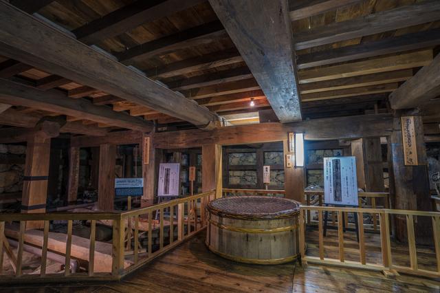 松江城の井戸