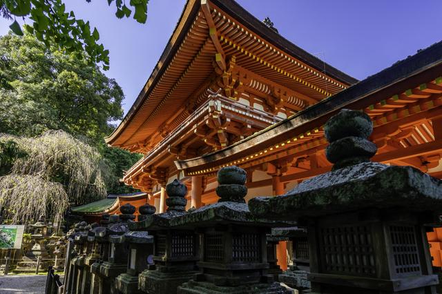 春日大社(奈良)南門