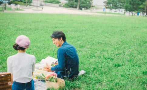 奈良公園でデート