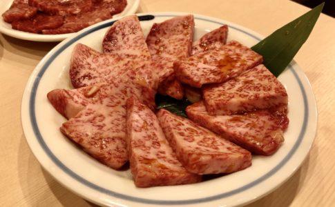 焼肉 あかぎ(カルビ&ロース)