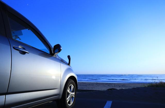 海岸ドライブ